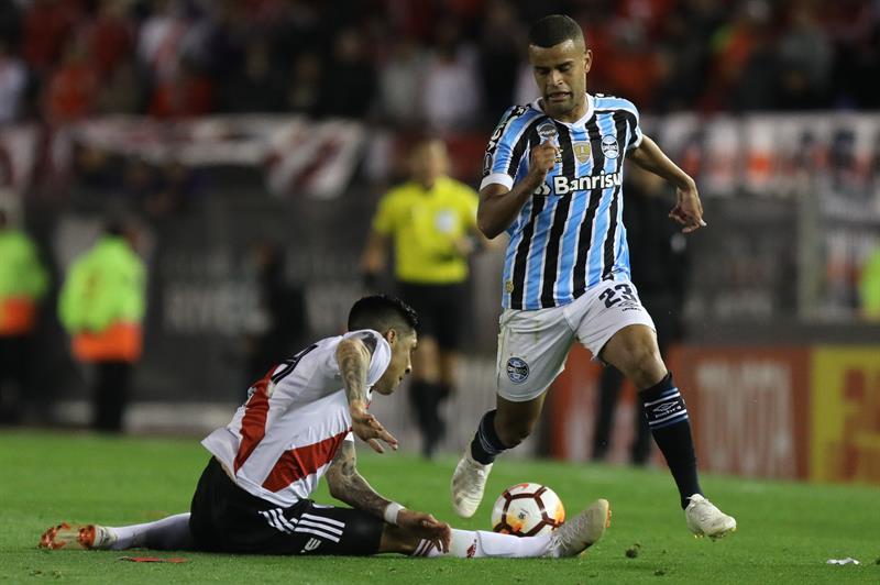 River Plate cae ante Gremio y dificulta pase a final de Libertadores ... b6e5e16faaf70