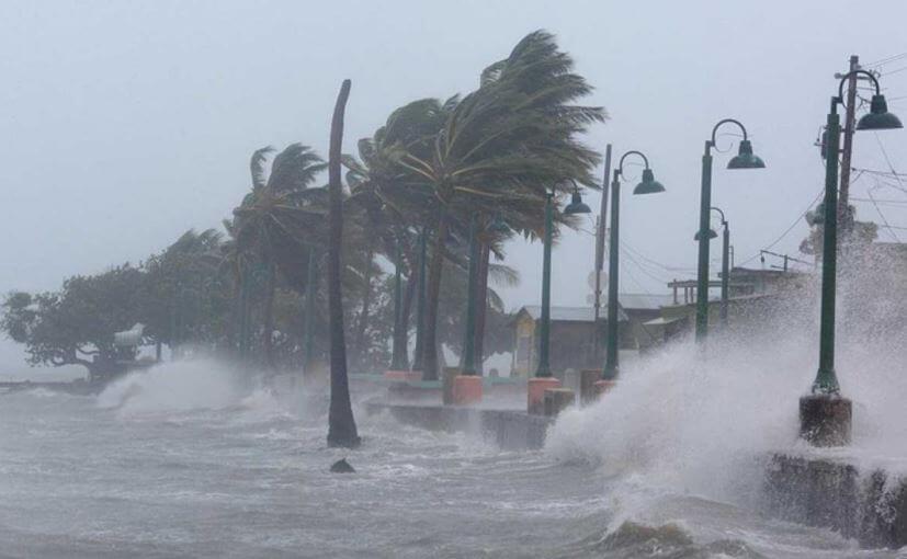 Sally se convierte en huracán frente a las costas de Estados Unidos - El  Sol News Media